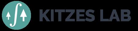 The Kitzes Lab Retina Logo